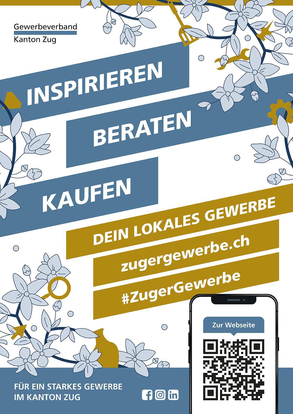 Gewerbeverband_Zug_Plakat