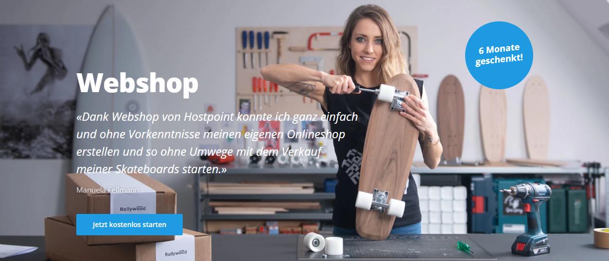 hostpoint-webshop