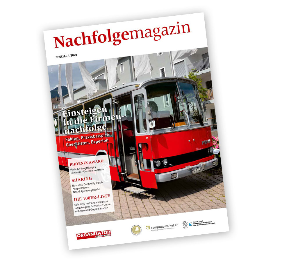 Nachfolgemagazin