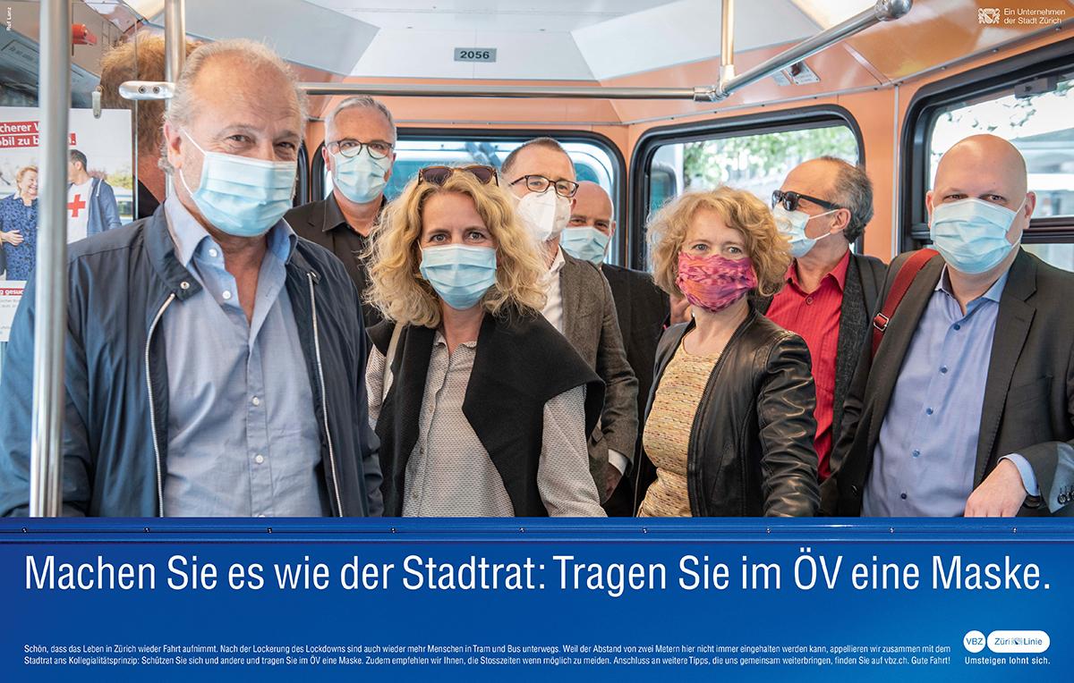 VBZ-Kampagne-Stadtrat-Masken