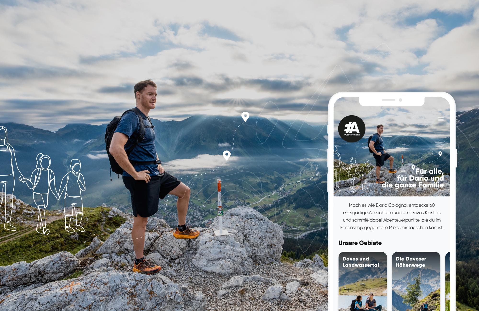 Key_Visual_Aussichtsmeister_mit_Dario_Cologna_und_App-Mockup