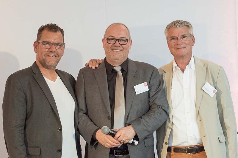3 Stephan Küng_IGEM-Präsident mit IGEM-Gründern