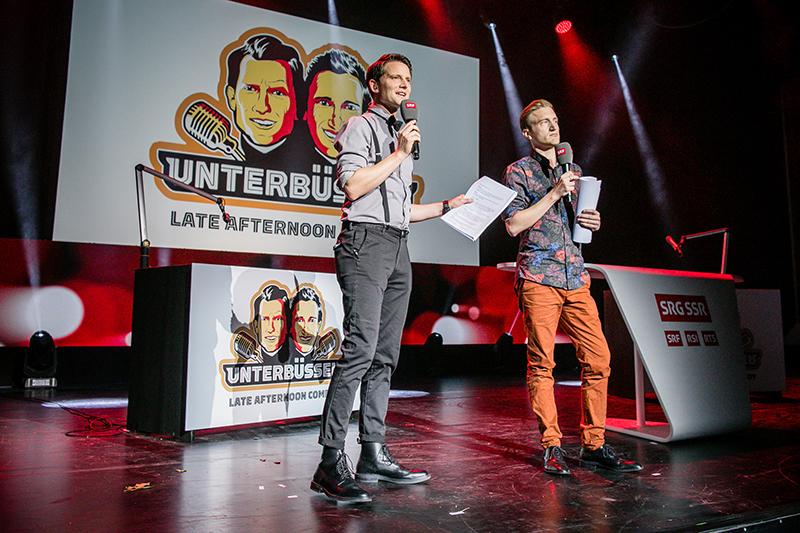 Das-Comedy-Duo-Unterbuesser-brachte-für-die-Sender-der-SRG-den-Saal-zum-L...
