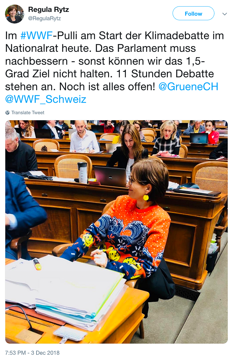 WWF_Last-Sweater_Politician-Regula-Rytz