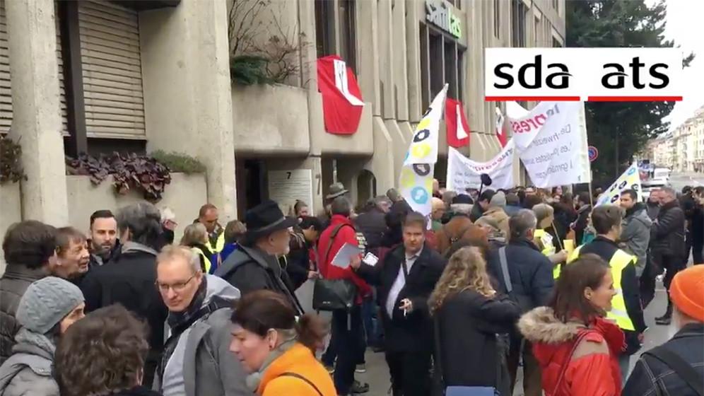 sda-streik