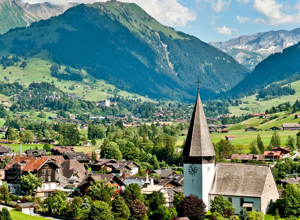 Dorf-Gstaad