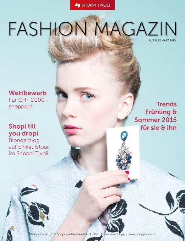 Shoppi Tivoli Fashion Magazin